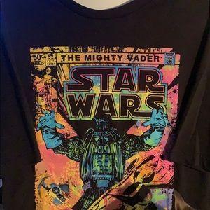 Men's 3X Star Wars T-shirt